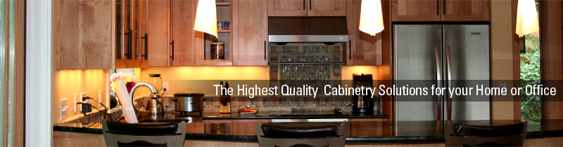 Quality Wood Cabinetry For Your Home Or Office