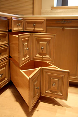 Cabinet Corner Pullout Drawer