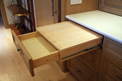 Cabinet Drawer and Cutting Board
